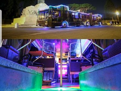 Party Bus - CON CONDUCENTE